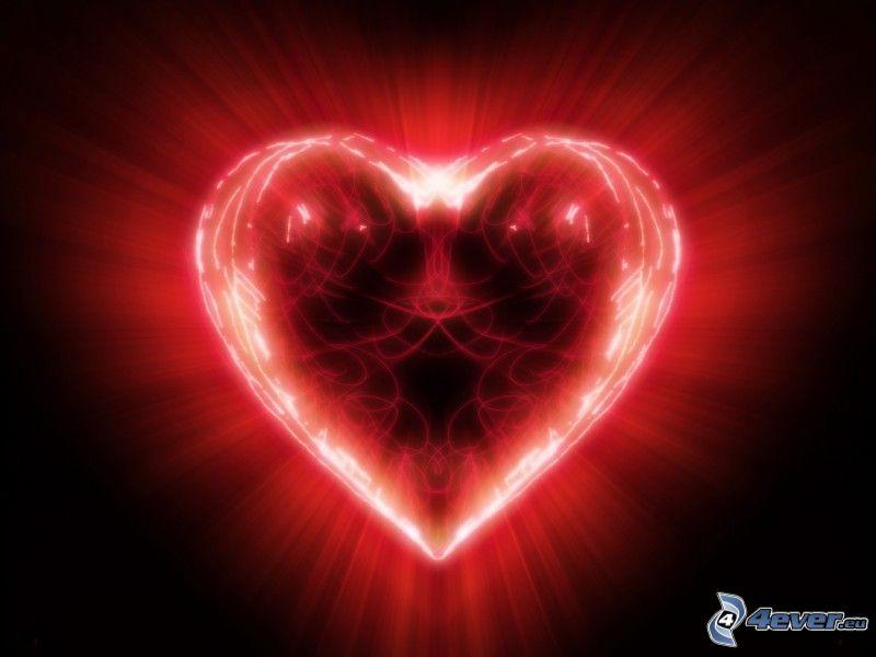 ... Photos - Image Coeur Full Hd Coeur Water Heart Rouge 3d Eau Amour Love