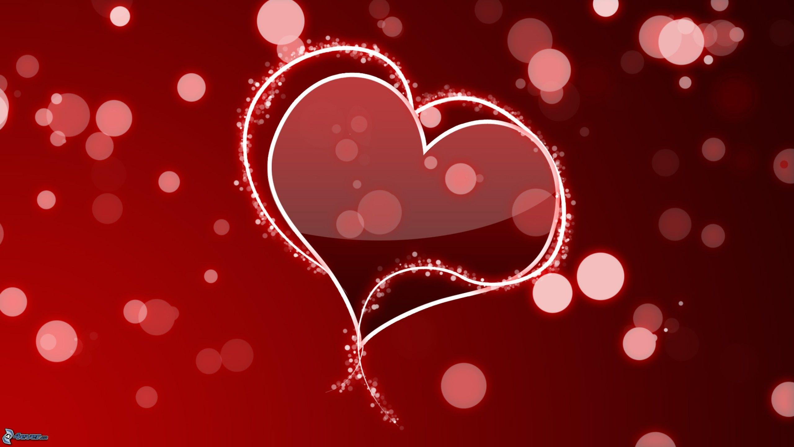 coeurs-rouges,-anneaux,-le-fond-rouge-205609
