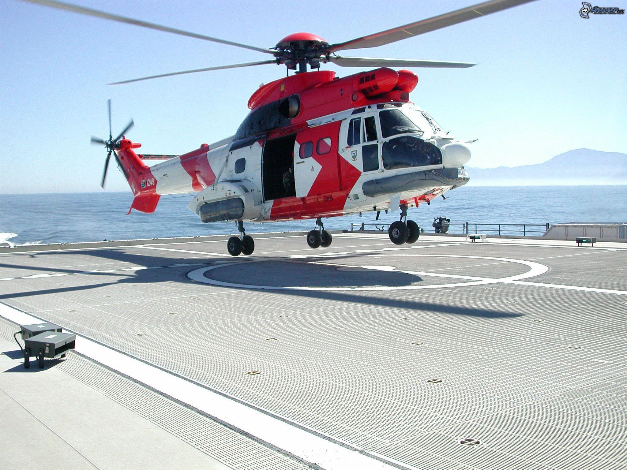 Sauvetage par h licopt re for Porte helicoptere