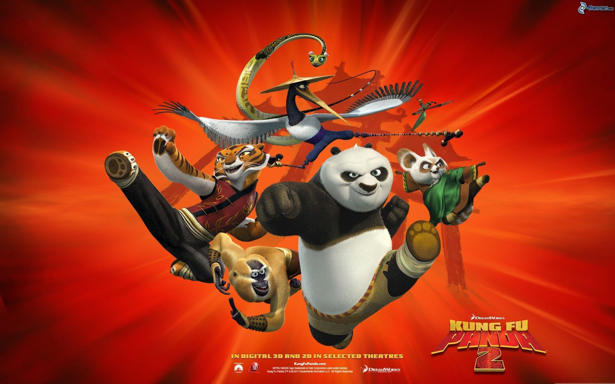 Kung fu panda 2 - Kung fu panda 3 telecharger ...