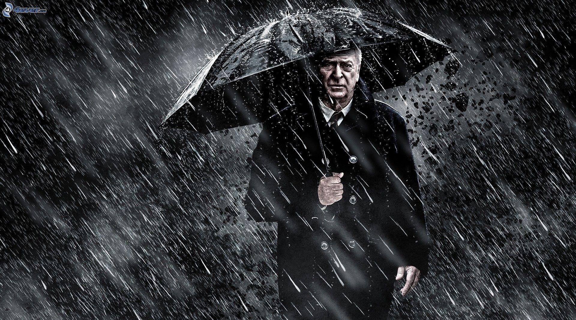 Una noche de lluvia The-dark-knight,-homme,-parapluie,-pluie-184832