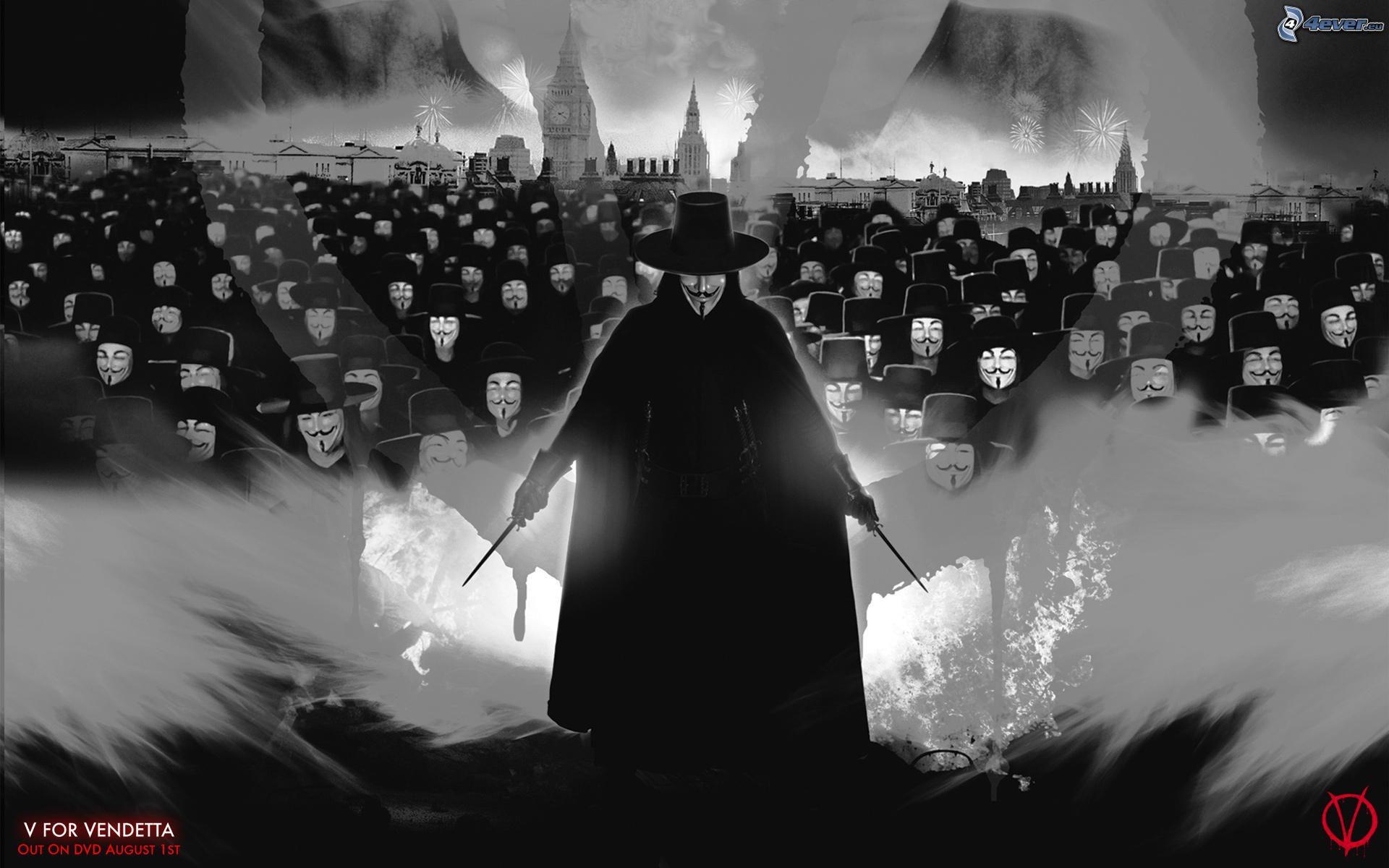 V For Vendetta Movie Review Essay