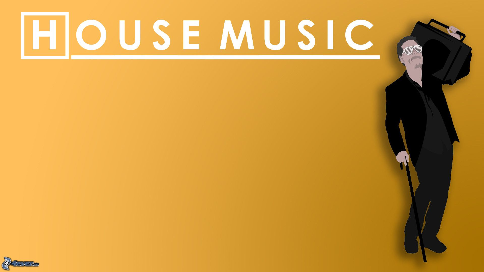 House music for House music meaning