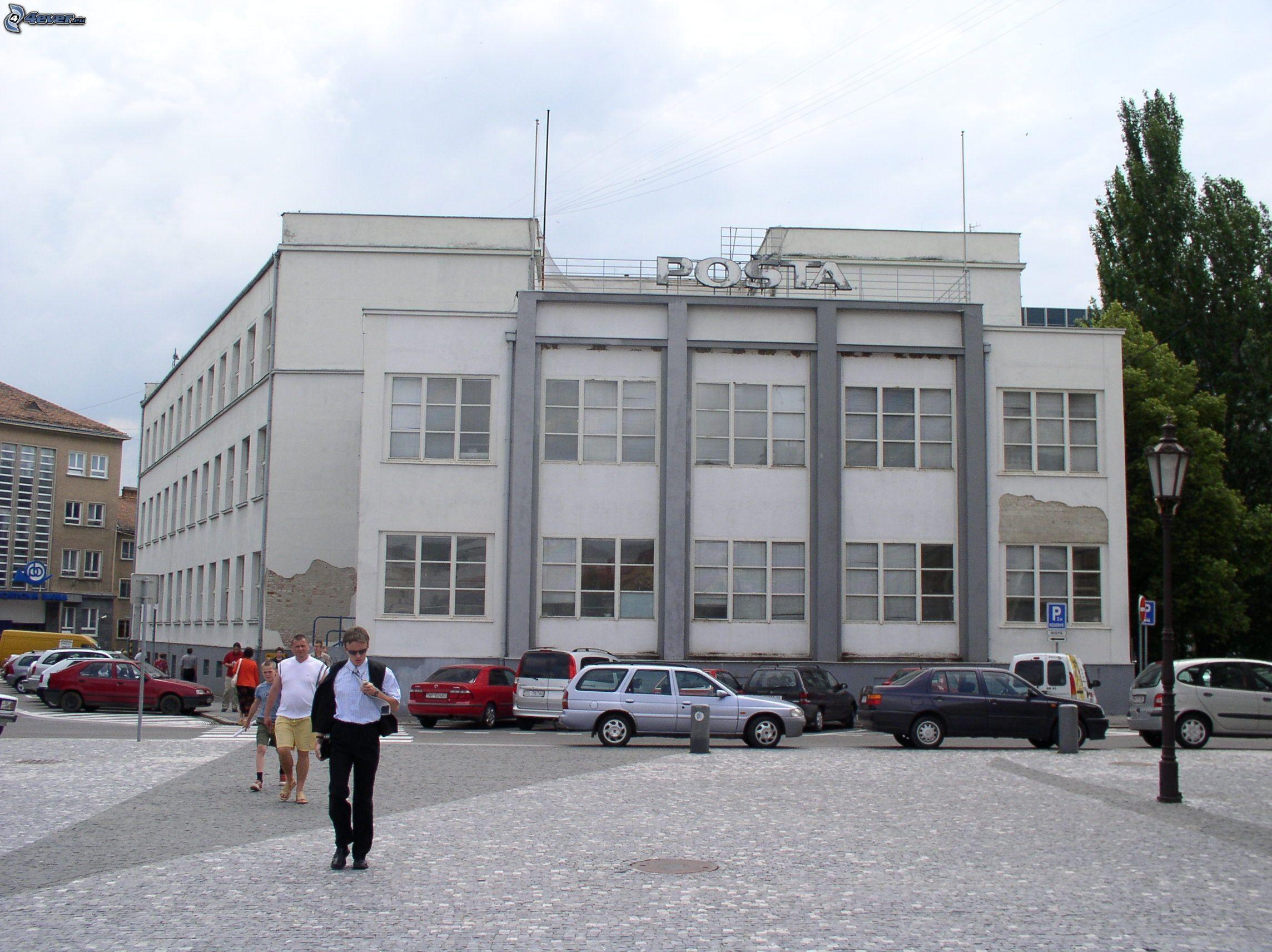 bureau de poste