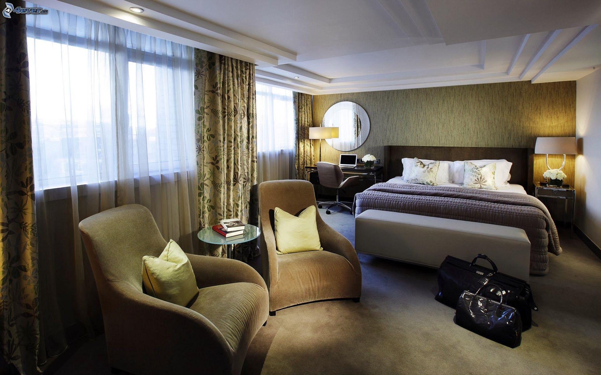 Chambre coucher for Chambre hotel sans fenetre