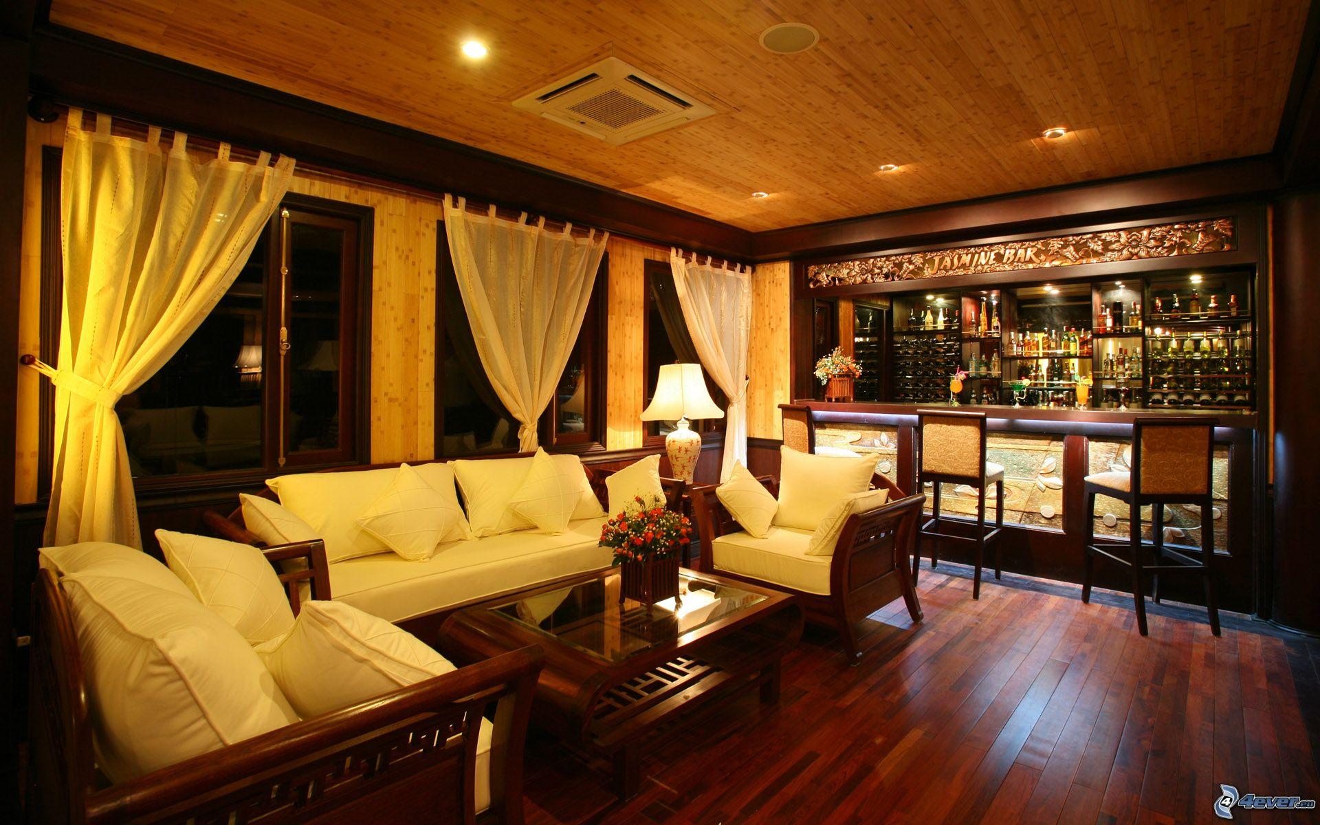 Salle de s jour de lux for Salle de sejour de luxe