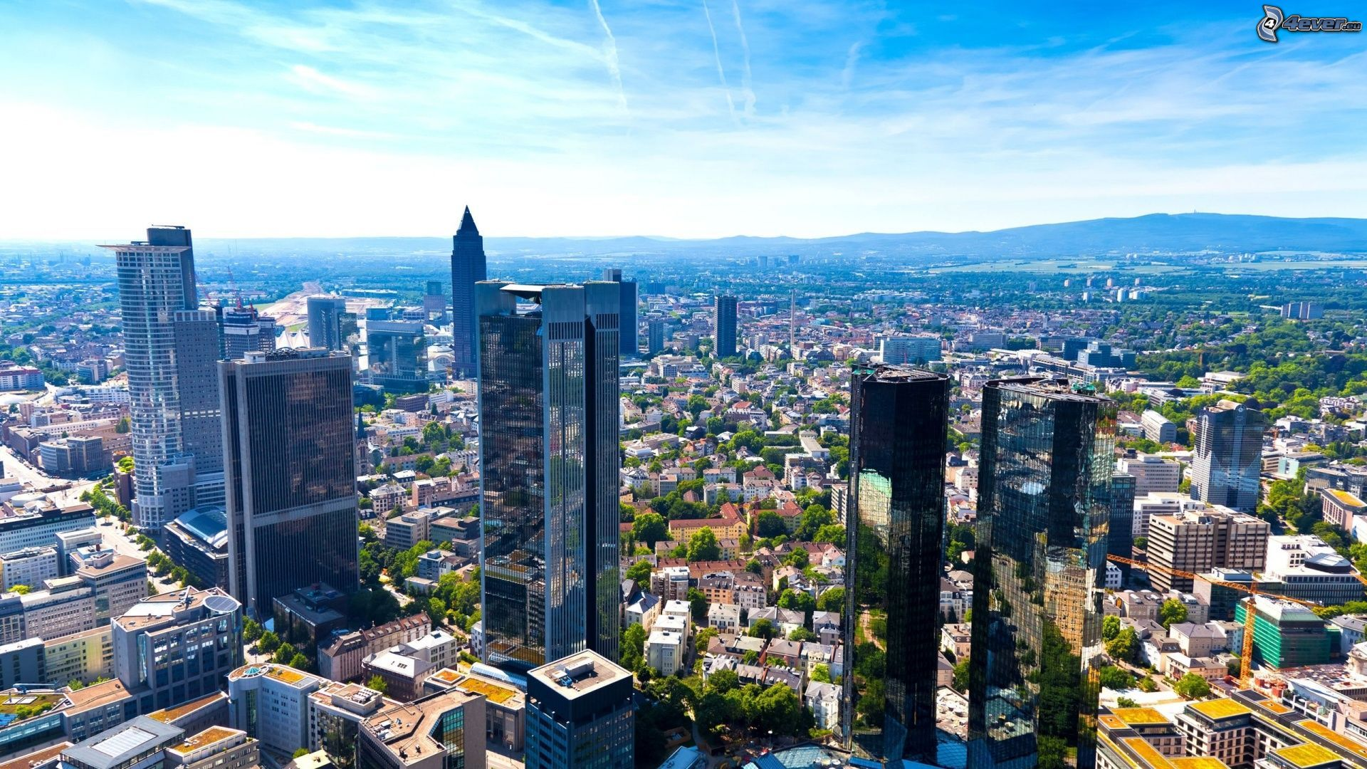 Frankfort d finition what is - Office tourisme allemagne ...