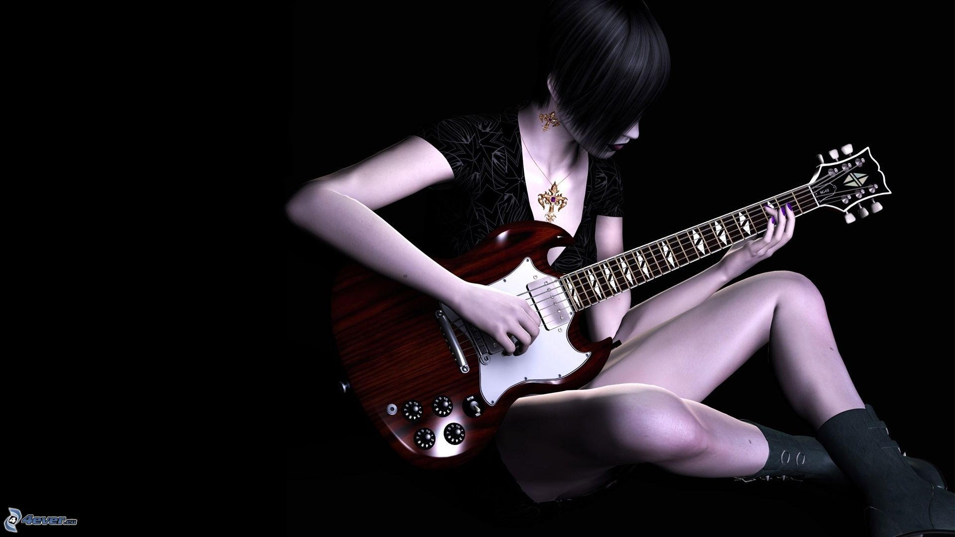 Le grand secret pour draguer avec une guitare - YouTube