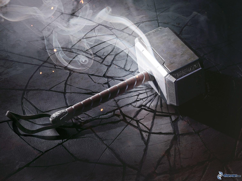 marteau de thor