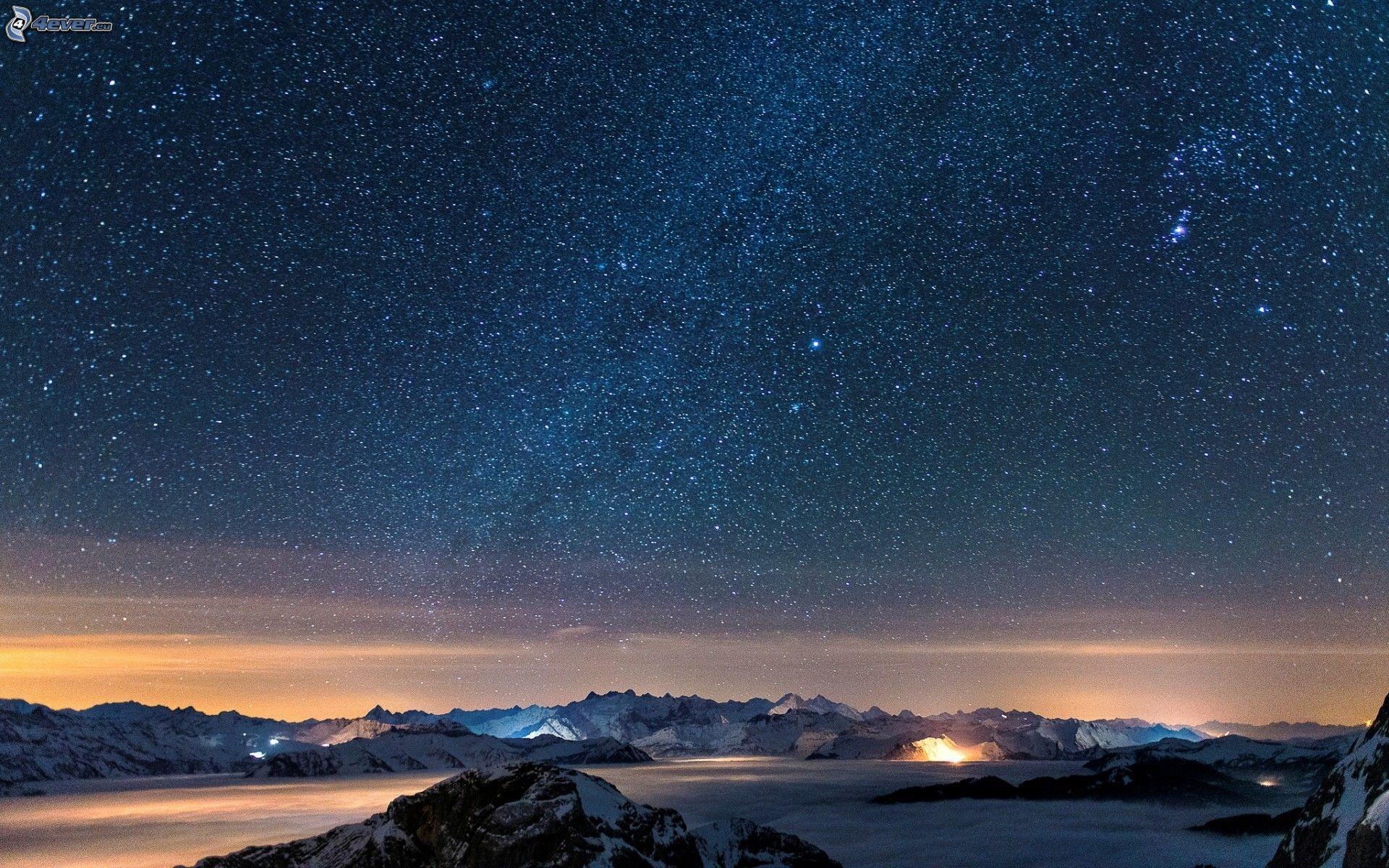 Fabuleux Ciel étoilé DF94