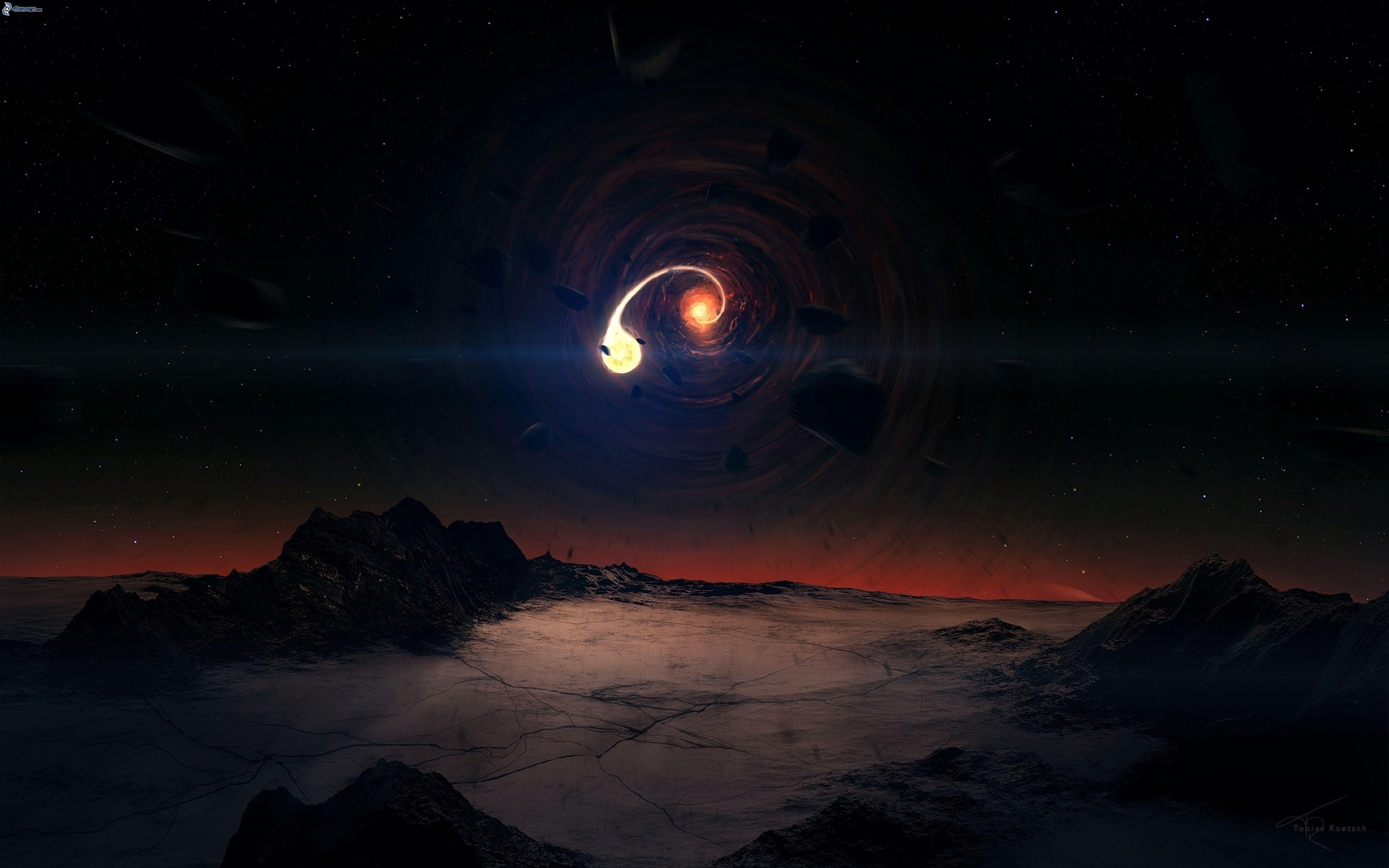 comment l'univers fonctionne trous noirs Télécharger