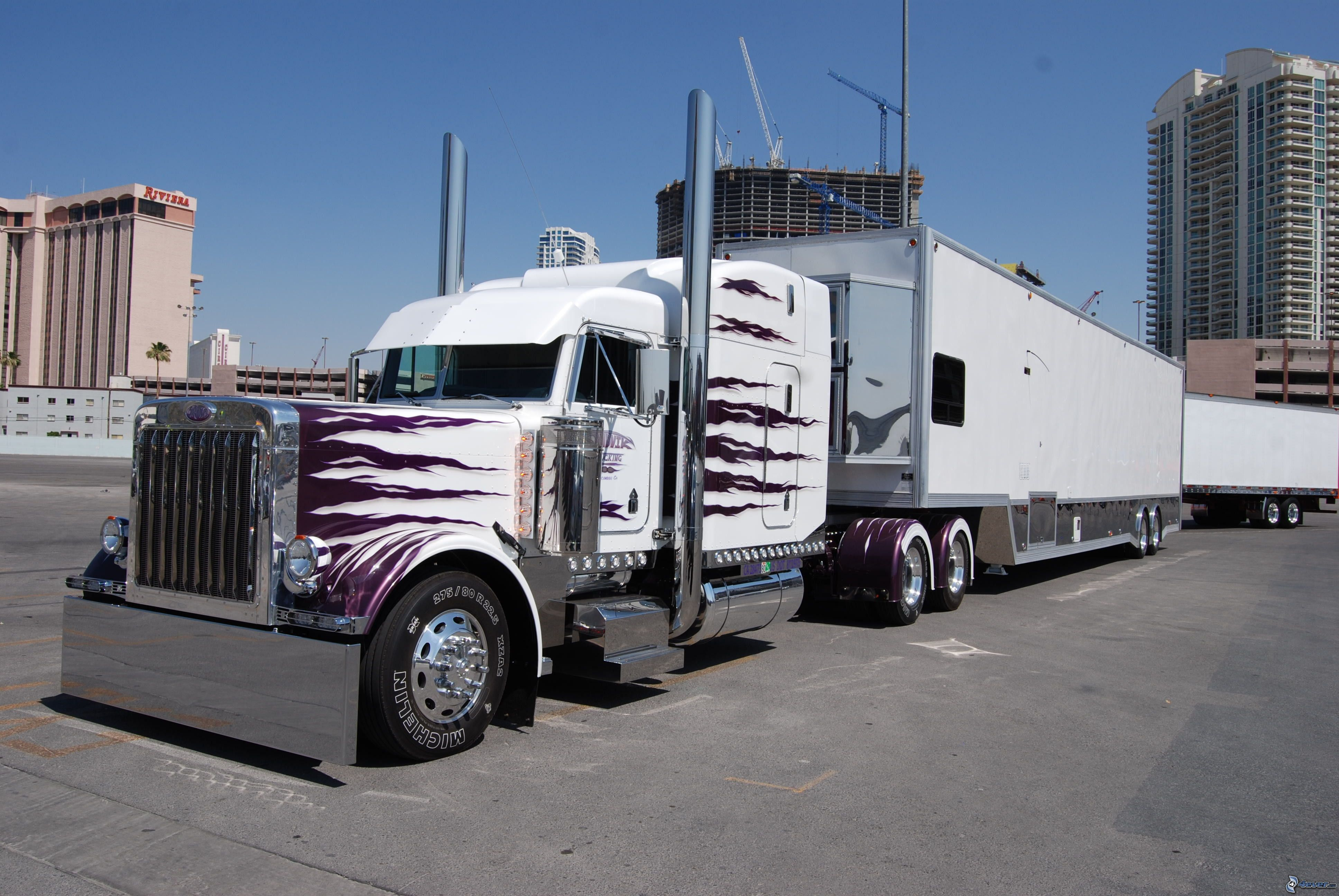 Peterbilt 379 - Camion americain tuning ...