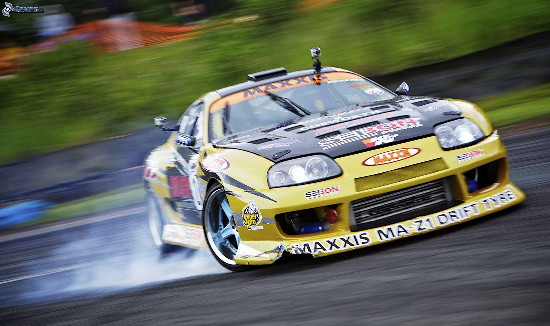 Subaru - Image voiture de course ...